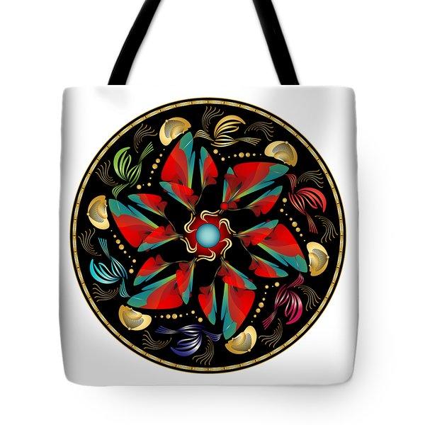 Circularium No. 2613 Tote Bag