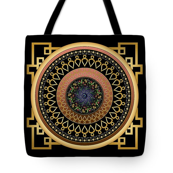 Circulosity No 2806 Tote Bag