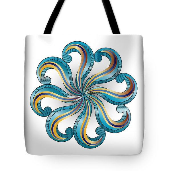 Circulosity No 2919 Tote Bag
