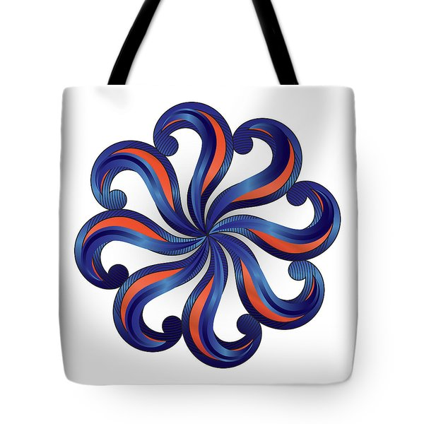 Circulosity No 2920 Tote Bag