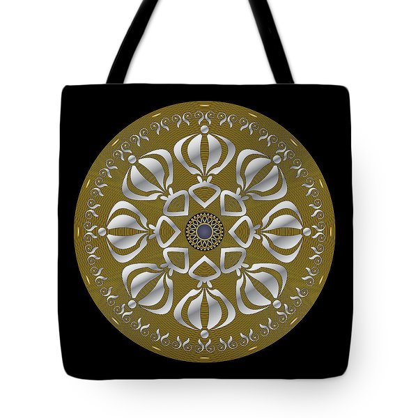 Circulosity No 2923 Tote Bag