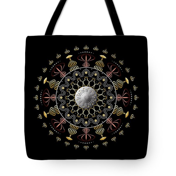 Circulosity No 2925 Tote Bag