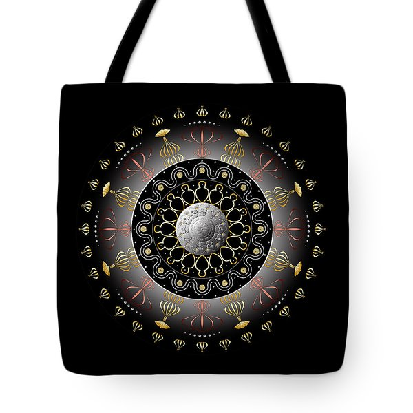 Circulosity No 2927 Tote Bag