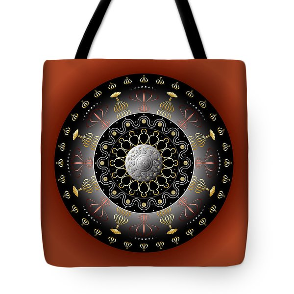 Circulosity No 2928 Tote Bag