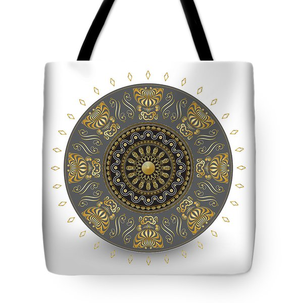 Circulosity No 3014 Tote Bag