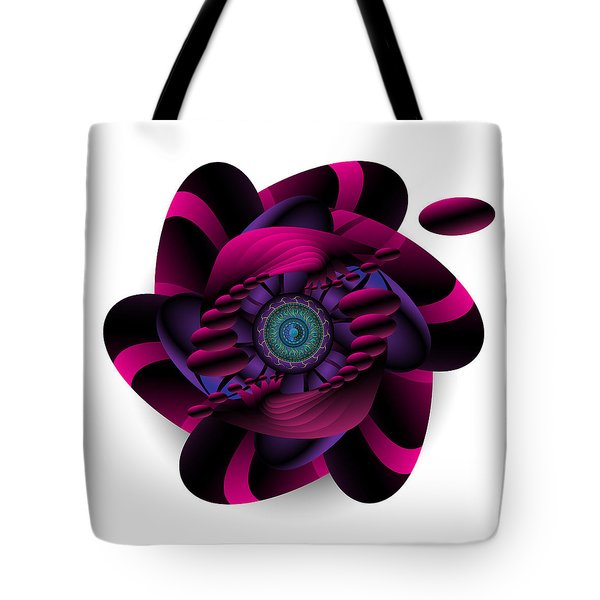 Circulosity No 3121 Tote Bag