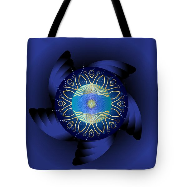 Circulosity No 3123 Tote Bag