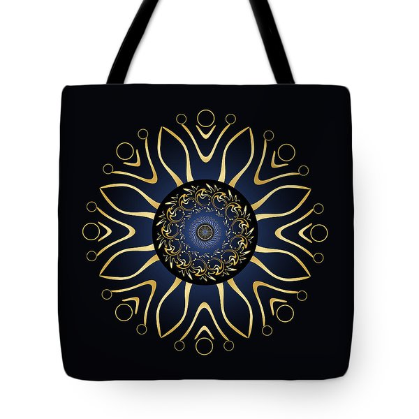 Circulosity No 3125 Tote Bag