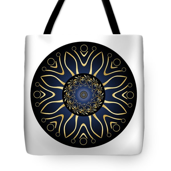 Circulosity No 3126 Tote Bag