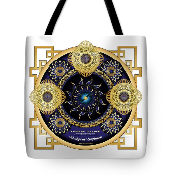 Circulosity No 3130 Tote Bag