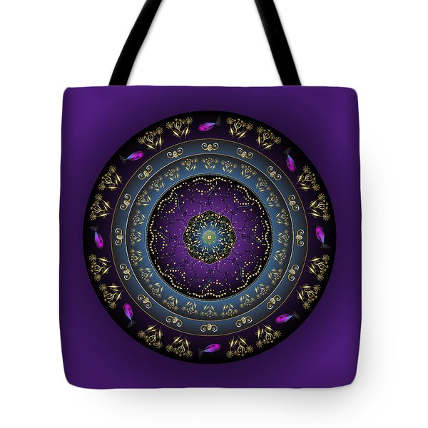 Circulosity No 3159 Tote Bag