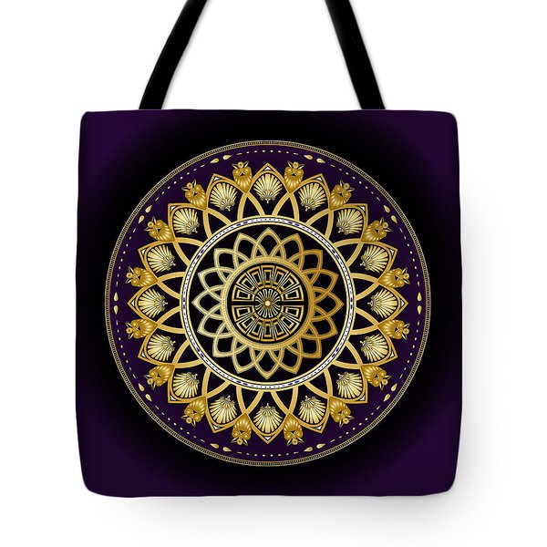 Circulosity No 3258 Tote Bag