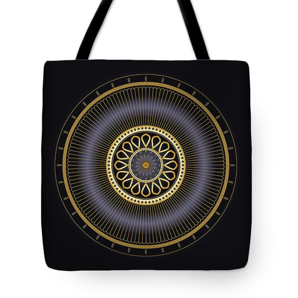 Circulosity No 3272 Tote Bag