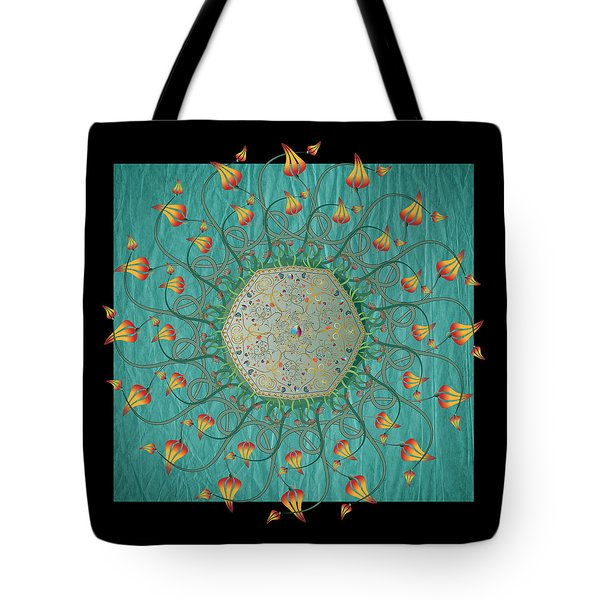 Circulosity No 3274 Tote Bag