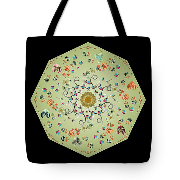 Circulosity No 3278 Tote Bag