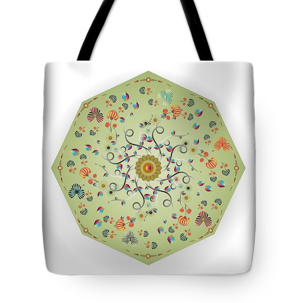 Circulosity No 3279 Tote Bag