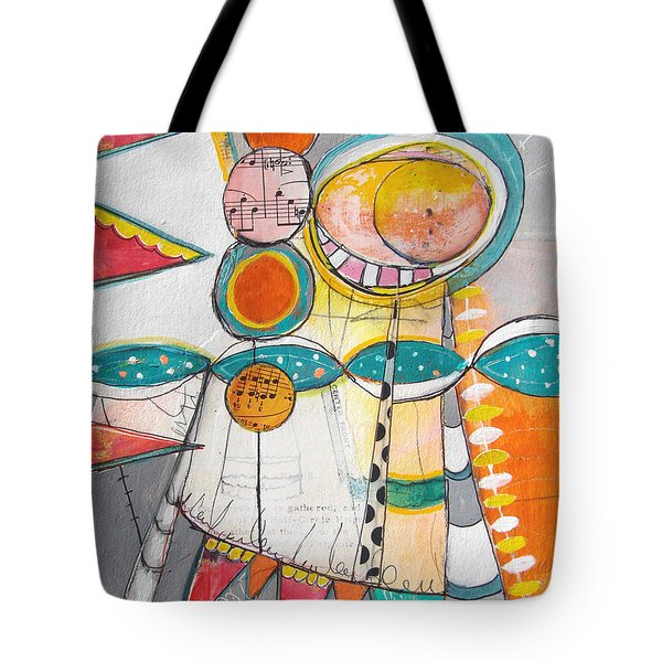 Circus One Tote Bag