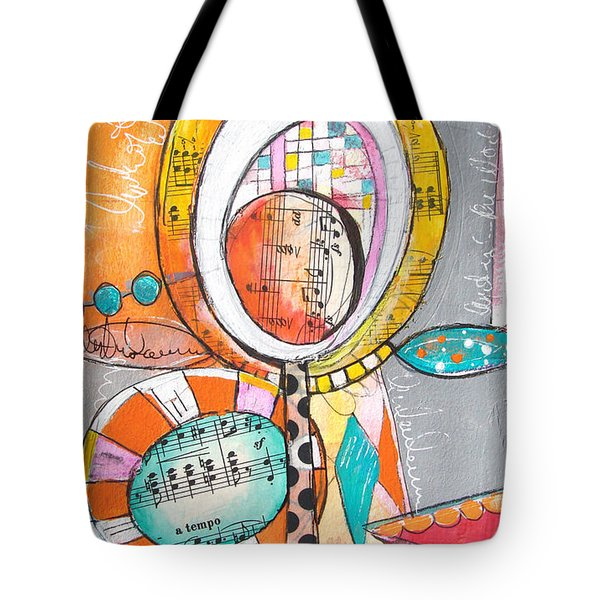 Circus Two Tote Bag