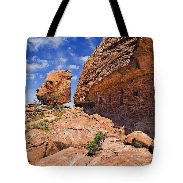 Citadel House Tote Bag
