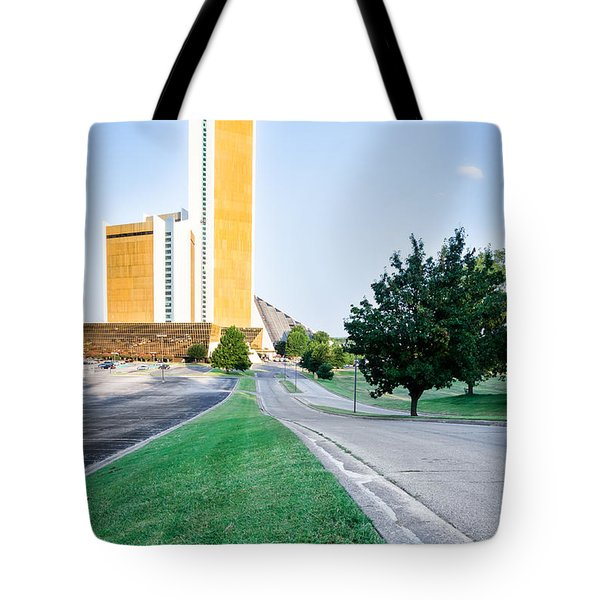 Citiplex Towers Tote Bag