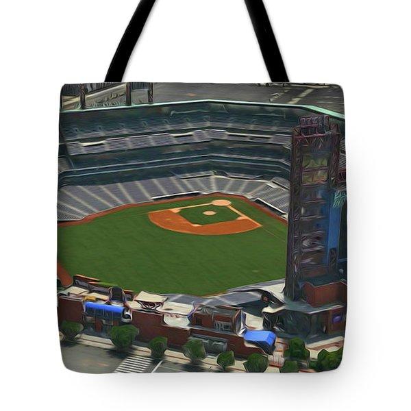 Citizens Bank Park Tote Bag