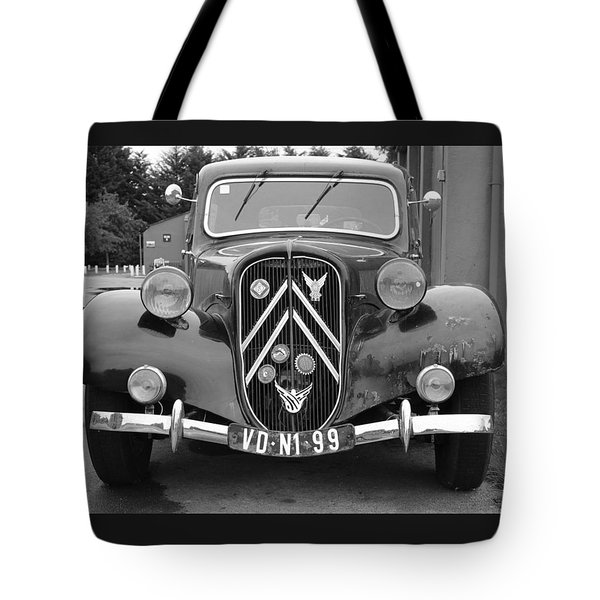 Citreon Tote Bag