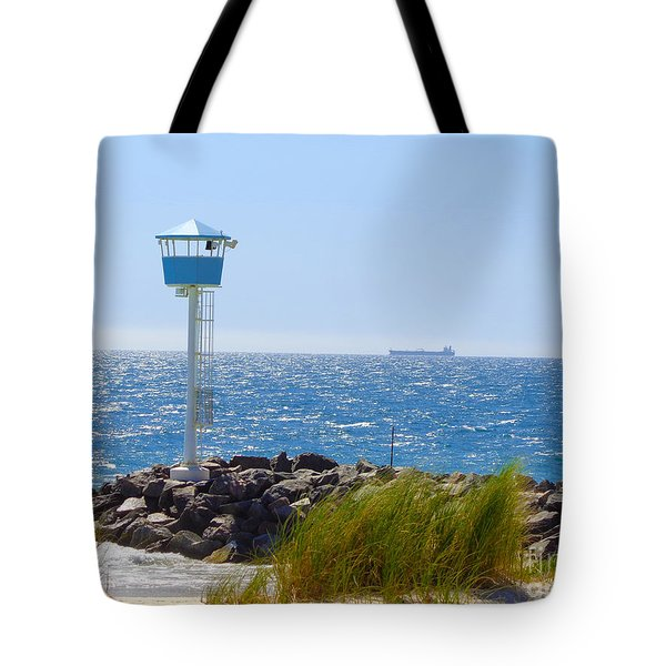 City Beach, Western Australia Tote Bag