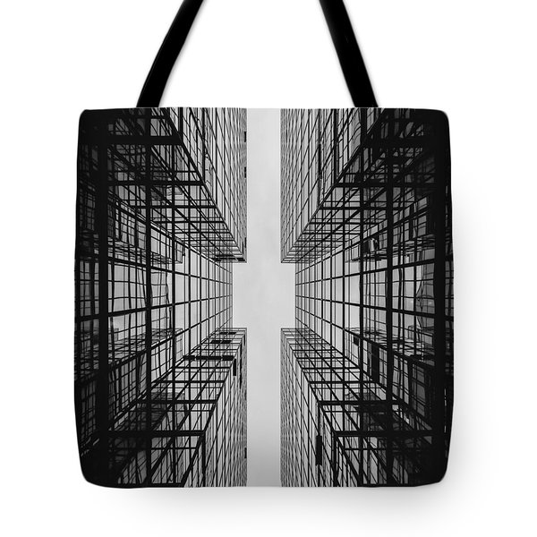 City Buildings Tote Bag