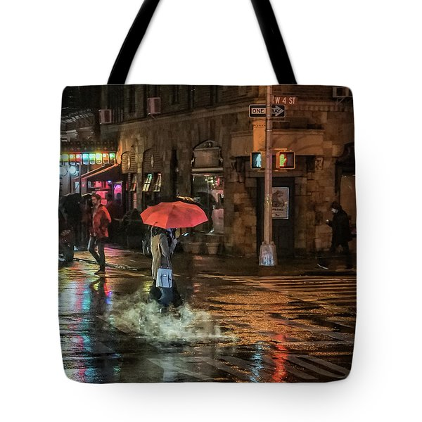 City Colors Tote Bag by Jeffrey Friedkin