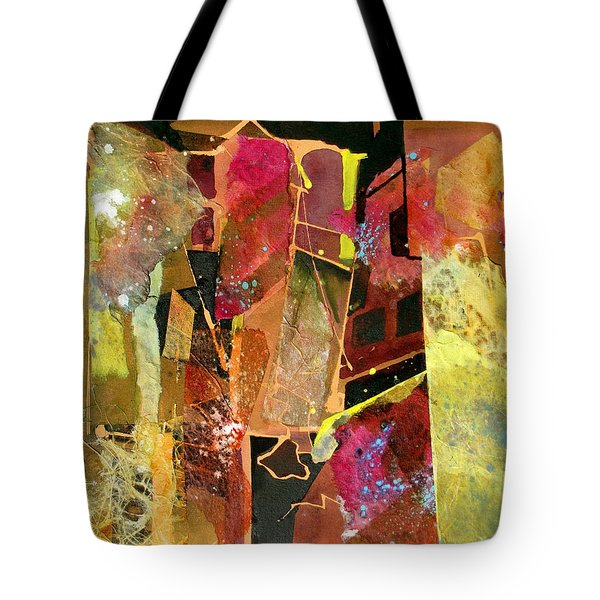 City Colors Tote Bag