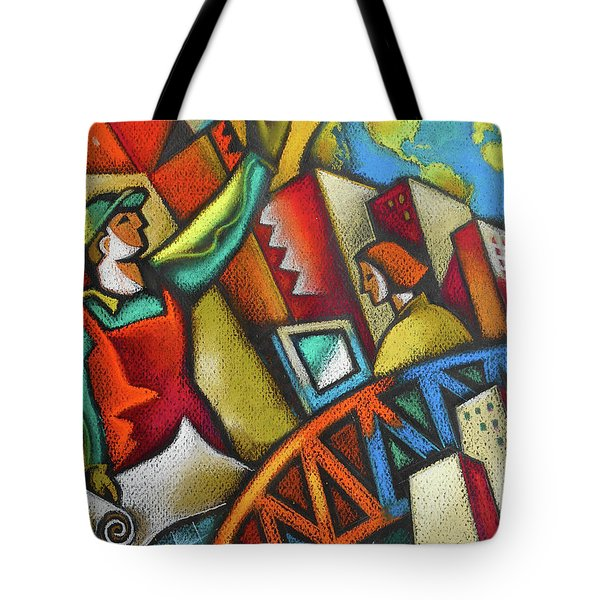 City Development Tote Bag