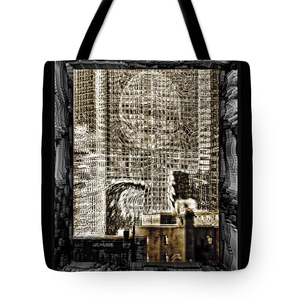 City Escape Tote Bag