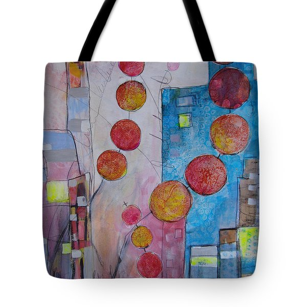 City Festival Tote Bag