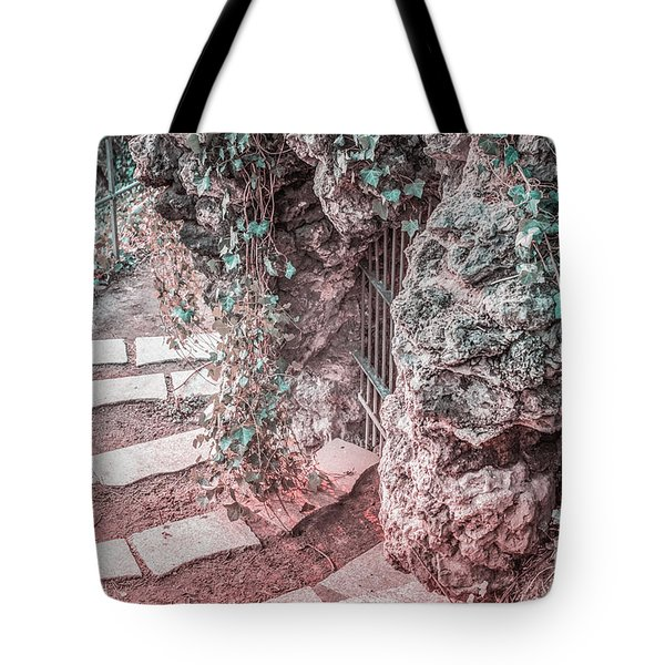 City Grotto Tote Bag