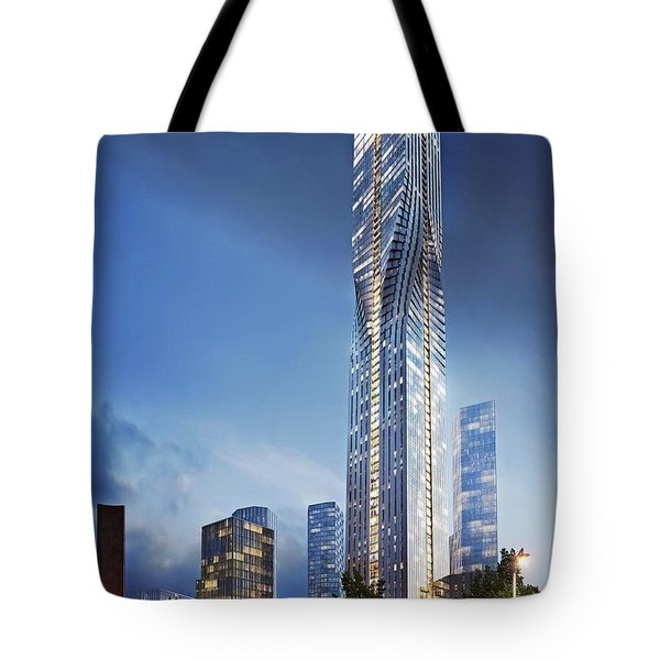 City Heights Tote Bag