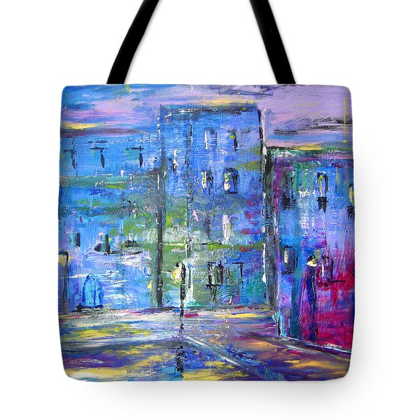 City Mouse Tote Bag