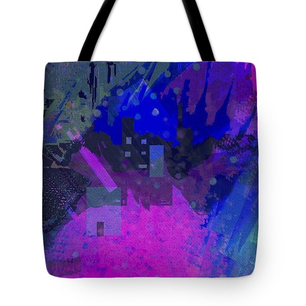City Night Tote Bag