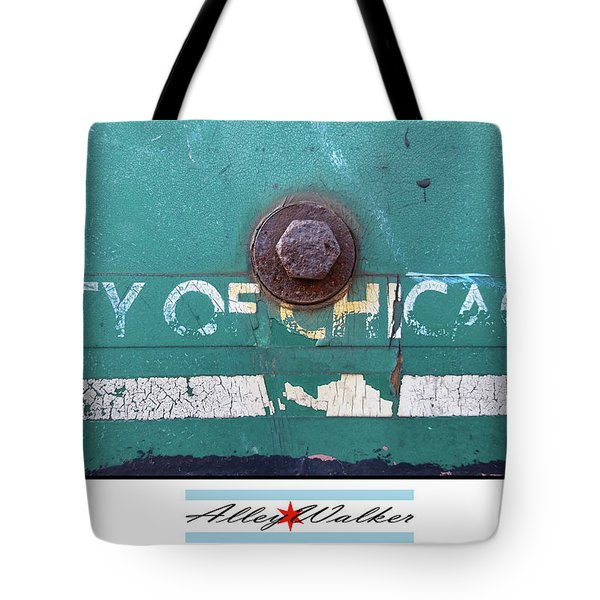City Of Chi 1 Tote Bag