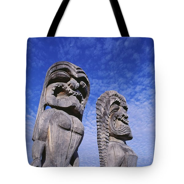 City Of Refuge Kii Tote Bag by Greg Vaughn - Printscapes