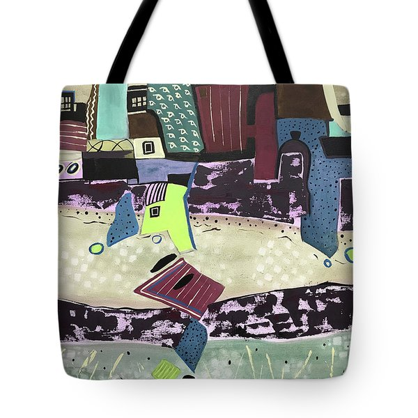 City Seranade Tote Bag