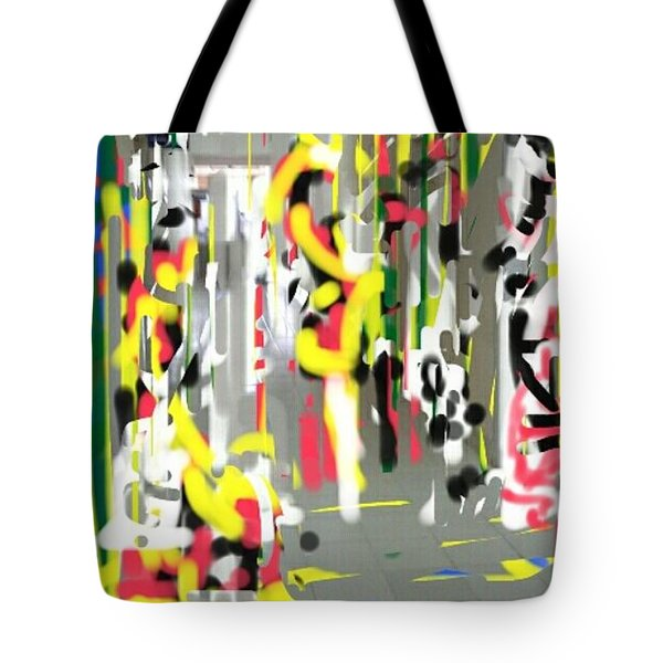 City Shopers Tote Bag