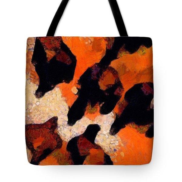 City Slickers Tote Bag