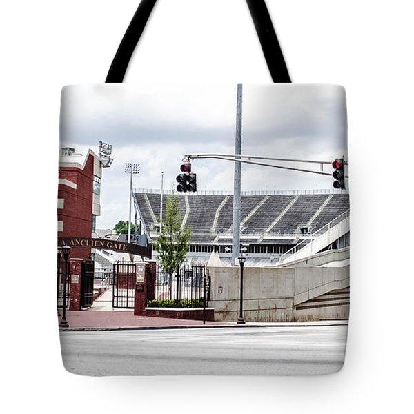 City Stadium Tote Bag