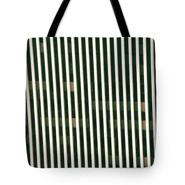 City Stripes Tote Bag