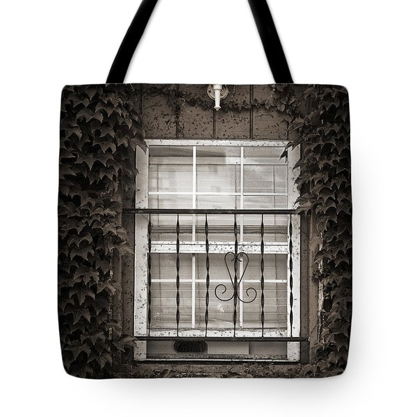 City Window Detail Tote Bag