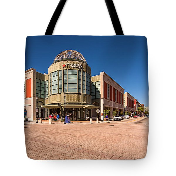 Cityplace Tote Bag
