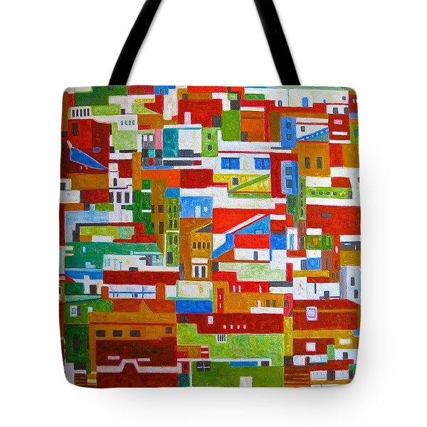 Civic Harmony Tote Bag