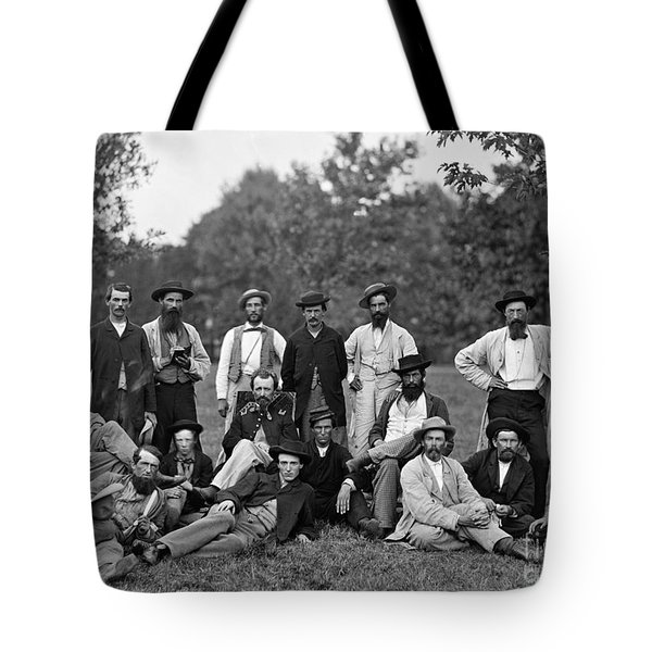 Civil War: Scouts & Guides Tote Bag by Granger