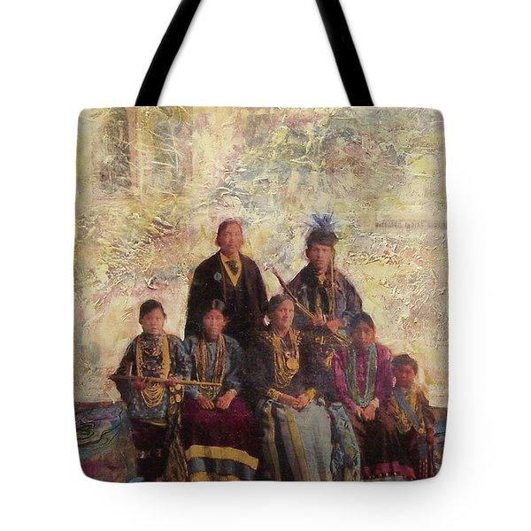 Civilized Tote Bag