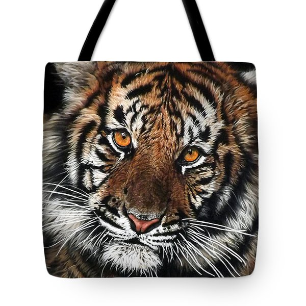 CJ Tote Bag by Linda Becker
